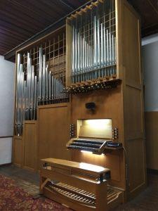 Späth-Orgel-St-Johannes-Evangelist Komplettansicht