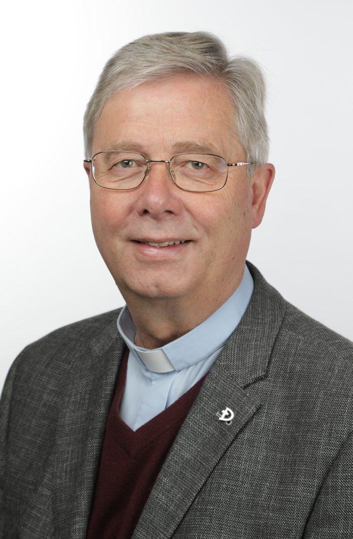 Diakon Dr. Dirk Verheijen