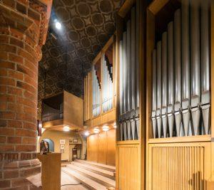 Orgel der Rosenkranz-Basilika